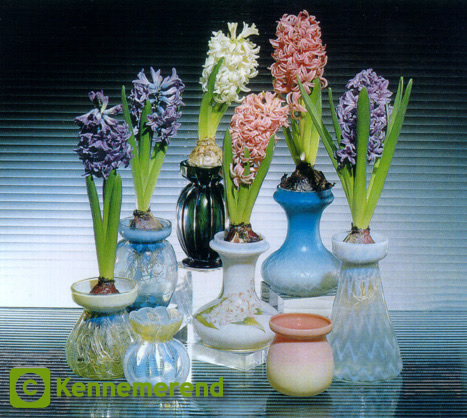 Hyacinth vases Great Britain