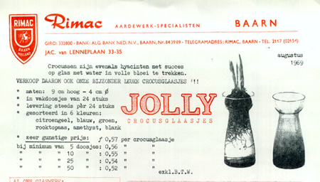 Jolly of Rimac Holland